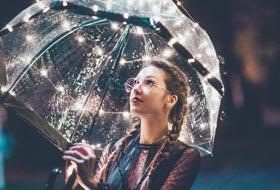 چترهای نوری ال ای دی