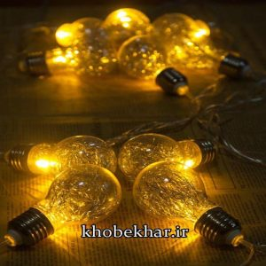 لامپ نور تزئینی
