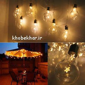ریسه لامپ حبابی