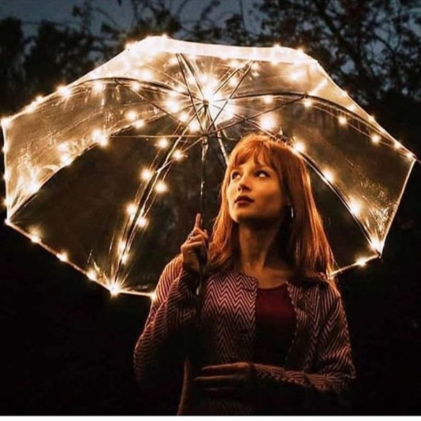 چتر نور ال ای دی