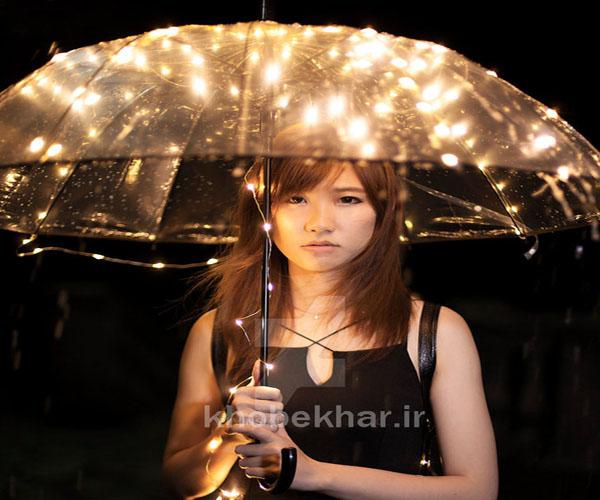 چتر عکاسی ال ای دی