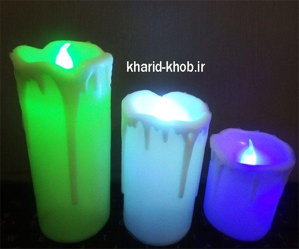 شمع ال ای دی هفترنگ