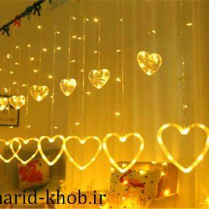 پرده قلب نوری
