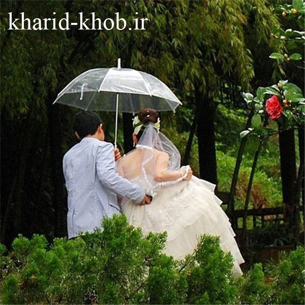 چتر عکاسی عروس