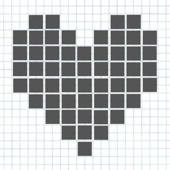 شماتیک قلب