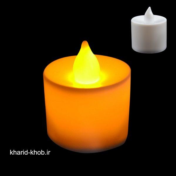 شمع بدون دود