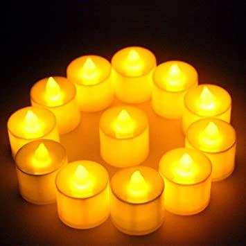شمع نوری