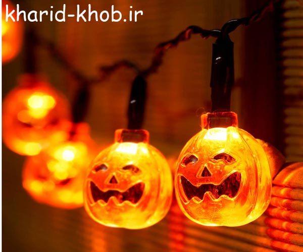 ریسه هالووین
