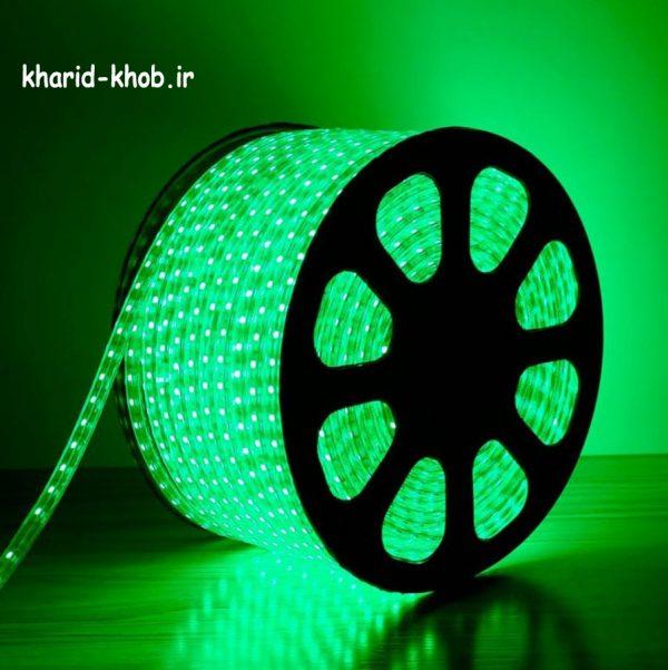 ریسه سبز