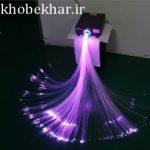 فیبر نوری و کاربرد آن در نورپردازی